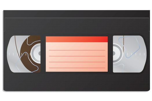 Classic video cassette