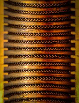 Vintage Industrial Component
