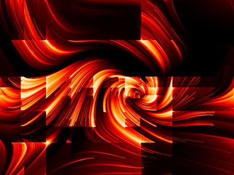 Techology Swirl