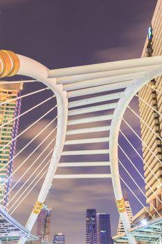 Skywalk in Bangkok