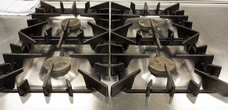 Picture of gas stove