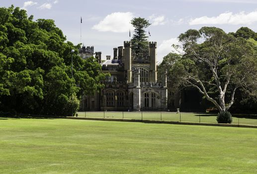 Government or Governors House Sydney
