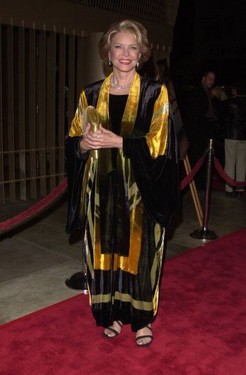 """Ellen Burstyn at the premiere of Artisan Entertainment's """"Requiem For A Dream"""" in Hollywood, 10-16-00"""