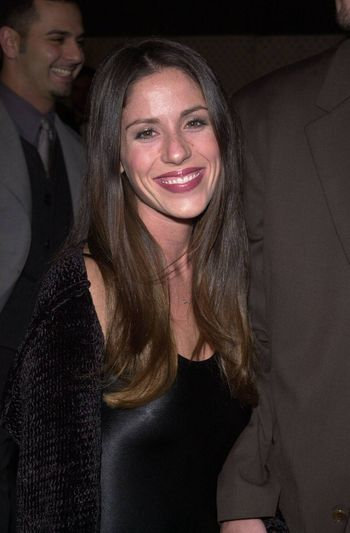 """Soleil Moon Frye at a special presentation of Disney's """"The Lion King"""" benfitting the Karabo Foundation, Pantages Theater, 10-18-00"""