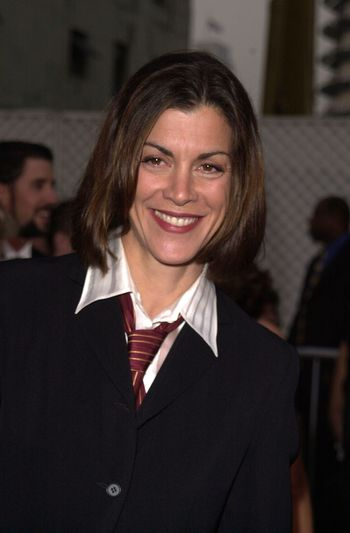 """Wendy Malick at a special presentation of Disney's """"The Lion King"""" benfitting the Karabo Foundation, Pantages Theater, 10-18-00"""