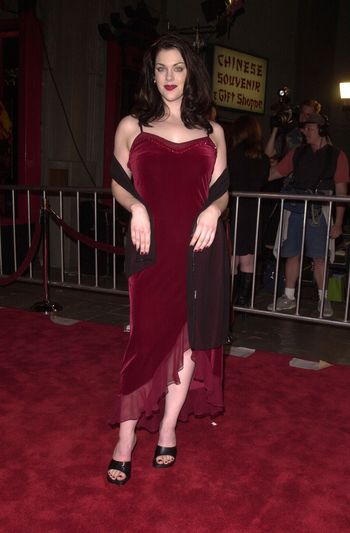"""Kim Director at the premiere of Artisan Entertainment's """"BLAIR WITCH 2: Book Of Shadows"""" at the Chinese Theater, Hollywood, 10-23-00"""