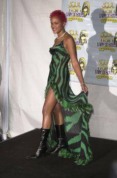 Eve at the 2000 Soul Train Lady Of Soul Awards, Santa Monica, 09-03-00