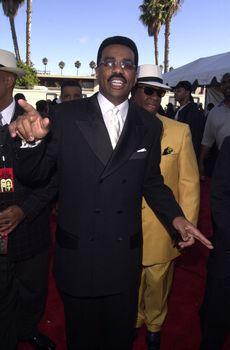 Steve Harvey at the 2000 Soul Train Lady Of Soul Awards, Santa Monica, 09-03-00