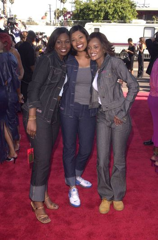 Fate at the 2000 Soul Train Lady Of Soul Awards, Santa Monica, 09-03-00