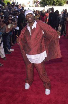 Sisqo at the 2000 Soul Train Lady Of Soul Awards, Santa Monica, 09-03-00