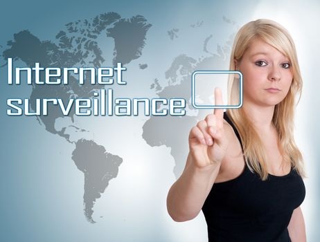 Internet surveillance