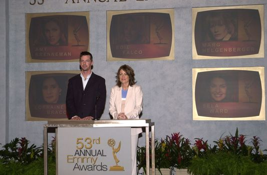 Prime Time Emmy Nominations