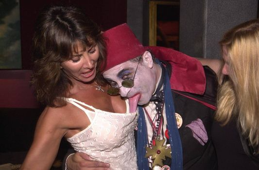 Count Smokula and friends at the Moviemaking Technology Showcase, featuring cutting edge movie technology, as well as two fashion shows, The Century Club, Century City, CA, 09-03-02