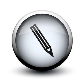 button pencil 2d