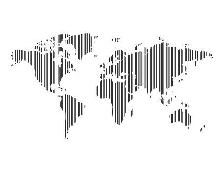 Map stroke a code