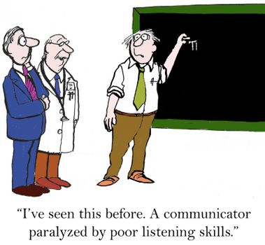 Poor Communicator