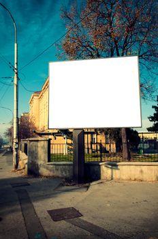 Big billboard