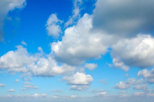 Belgrade cloudscape