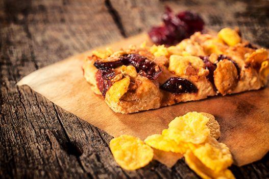 Cranberry snack