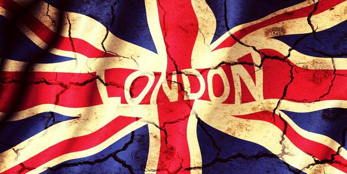 London city sign