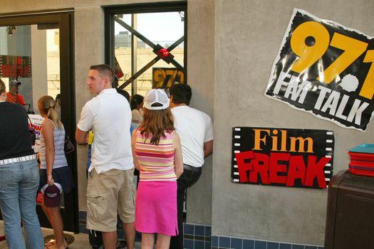 "Live Broadcast of ""Film Freak Show"""