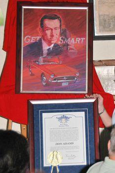 Sunbeam Tiger Owners Honor Don Adams