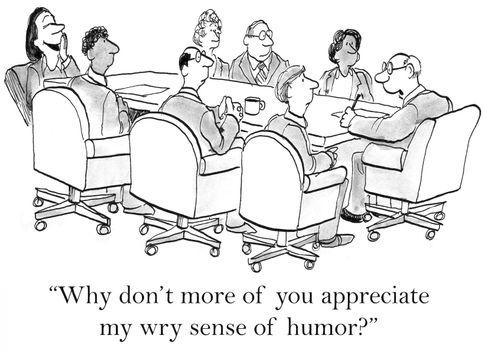 Boss' Humor