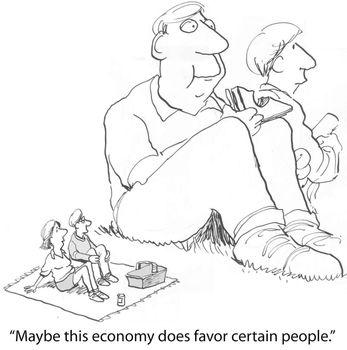 The Rich versus The Poor
