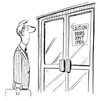 Unemployed Job Applicant