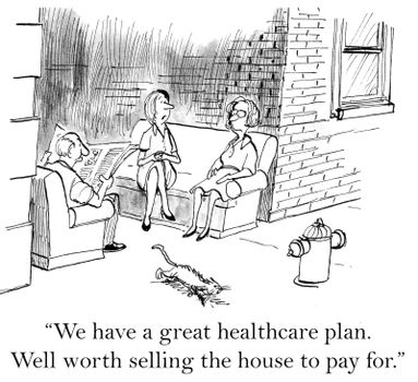 Expensive Healthcare Insurance