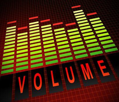 Volume concept.