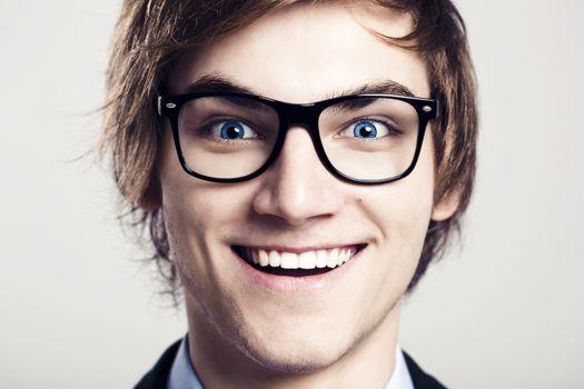 Crazy nerd