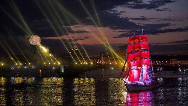 Scarlet Sails Festival