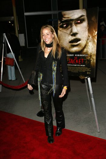 The Jacket Los Angles Premiere