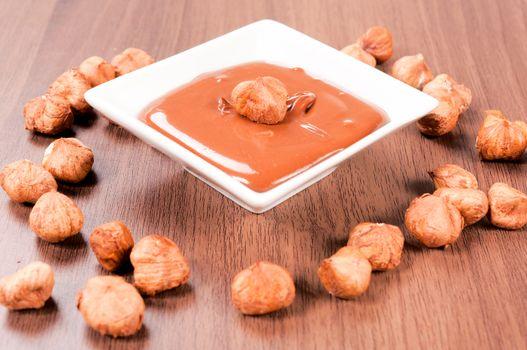 Nut cream