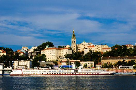 Belgrade marina