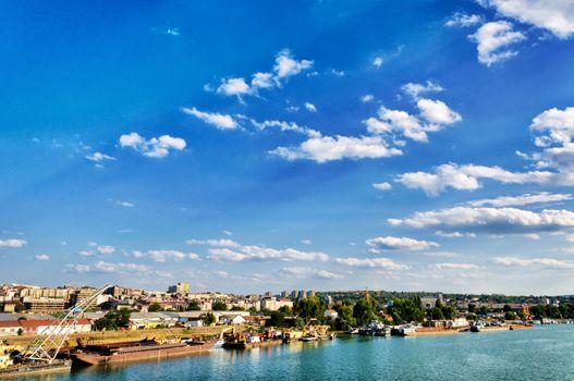 Serbian capital