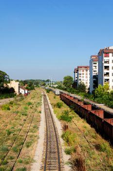 Urban railroad