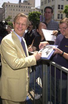 Michael York Walk Of Fame