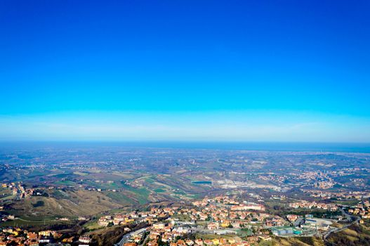 San Marino horizon