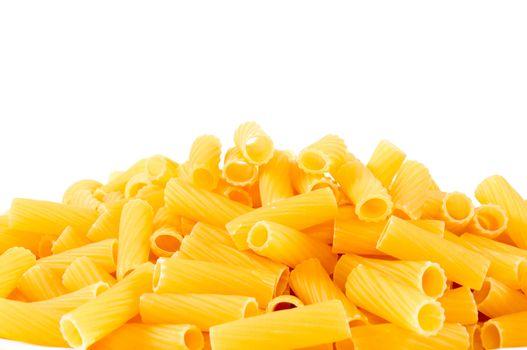 Macaroni isolated