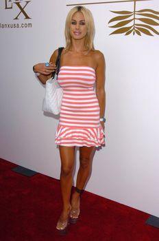 Shauna Sand At A Mid Summer Night's Dream VIP reception and food tasting, Citrine Restaurant, West Hollywood, CA 08-03-05