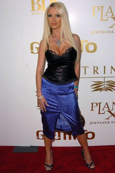 Nikki Benz At A Mid Summer Night's Dream VIP reception and food tasting, Citrine Restaurant, West Hollywood, CA 08-03-05