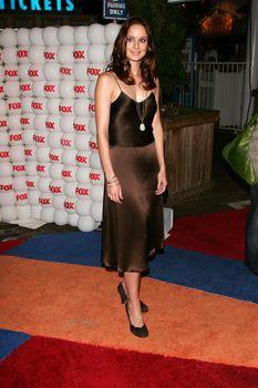 Sarah Wayne Callies At the FOX Summer 2005 TCA Party, Santa Monica Pier, Santa Monica, CA 07-29-05