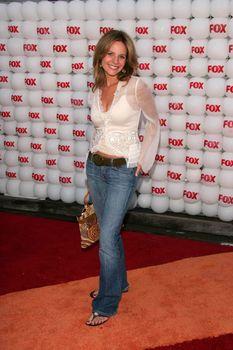 Jessalyn Gilsig At the FOX Summer 2005 TCA Party, Santa Monica Pier, Santa Monica, CA 07-29-05