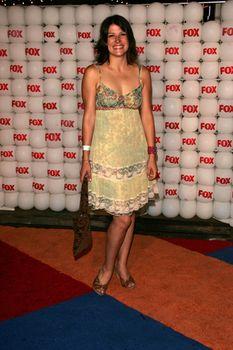 Nicole Parker At the FOX Summer 2005 TCA Party, Santa Monica Pier, Santa Monica, CA 07-29-05