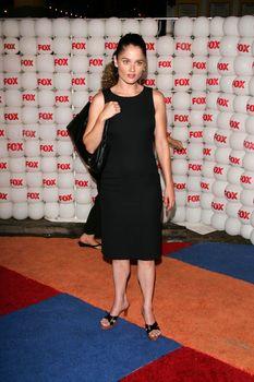 Robin Tunney At the FOX Summer 2005 TCA Party, Santa Monica Pier, Santa Monica, CA 07-29-05