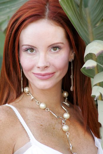 Phoebe Price at the White Summer Pamper Party Hosted by G Report Magazine and H2O Skin Spa, Private Location, Porter Ranch, CA 07-31-05