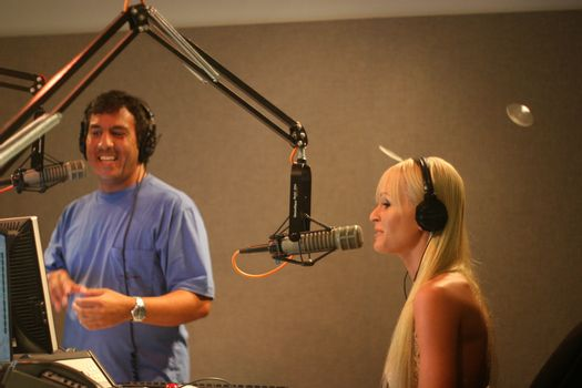 "97.1 KLSX's Leo Quinones ""Film Freak Show"" with Katie Lohmann"