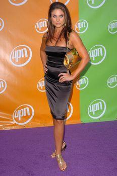 Nadia Bjorlin At the UPN Summer TCA Party, Paramount Studios, Hollywood, CA 07-21-05
